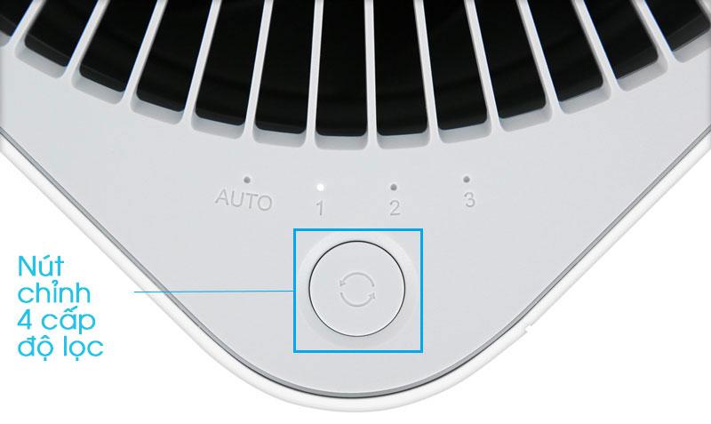 Thiết lập 4 cấp độ lọc - Máy lọc không khí Xiaomi Mi Air Purifier 2C