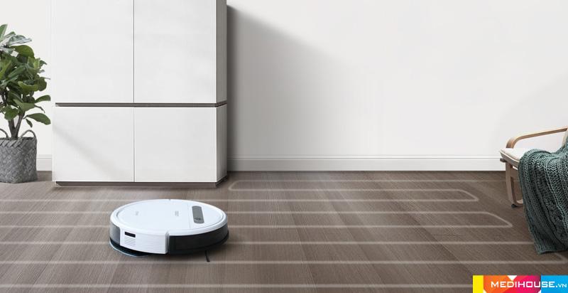 Robot hút bụi lau nhà là gì?