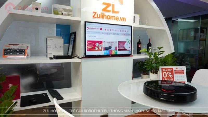 ZuliHome là thương hiệu mới những khá phổ biến trên thị trường