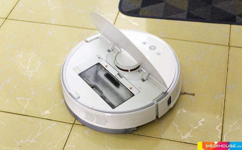 Robot hút bụi lau sàn nhà Xiaomi sở hữu nhiều tính năng nổi bật