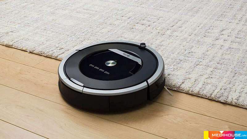 Medion là một thương hiệu robot hút bụi thông minh của Đức nổi tiếng