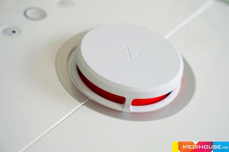 Cảm biến laser được trang bị cho sản phẩm
