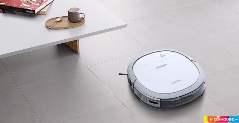 Ecovacs là robot hút bụi giá rẻ chất lượng tốt nhất hiện nay