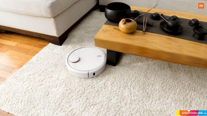 Robot hút bụi giúp - giải pháp hữu hiệu giải quyết việc nhà