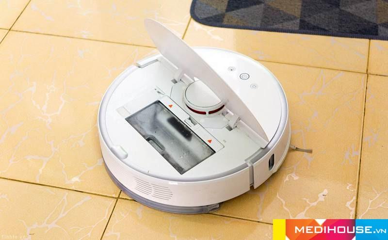 Bạn cần nắm thật vững cách sử dụng robot hút bị Xiaomi Gen 2
